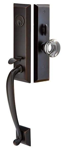 Harrison Mortise Entry Lock Set Brass Collection By
