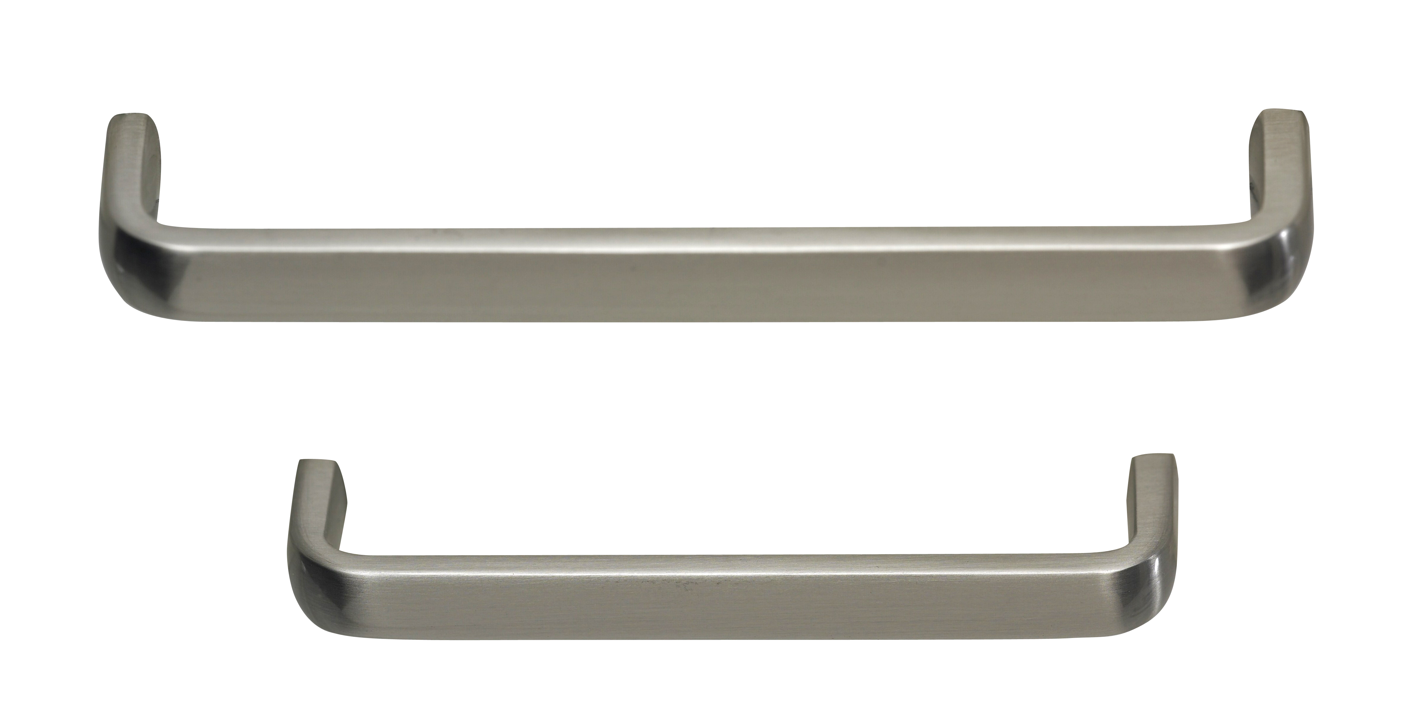 Modern Collection 128mm CTC Cabinet Pull - Brushed Nickel C1004-B-BN Modern  Collection 96mm CTC Cabinet Pull - Brushed Nickel