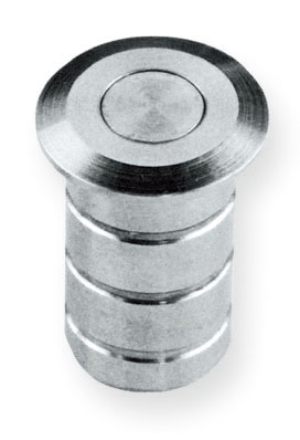 Dust Proof Strike for above Flush Bolts from Inox by Unison Hardware