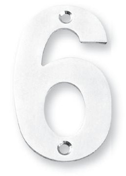 House Numbers from Inox by Unison Hardware