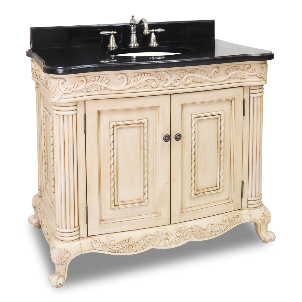 (click image to view larger image) Antique Ornate Vanity