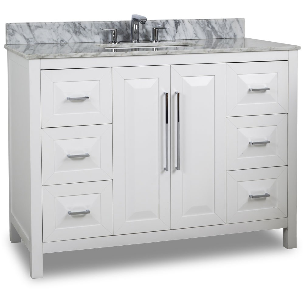 (click image to view larger image) Cade Contempo Vanity