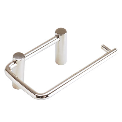 Toilet Paper Holder from the Sydney Collection by Linnea