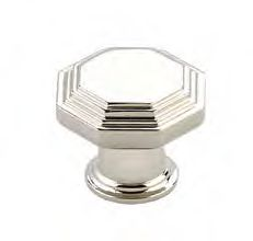 Midvale Cabinet Knob - Modern Collection by Emtek