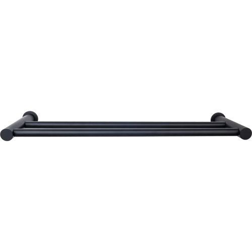 Top Knobs Hopewell Collection Double Towel Bar