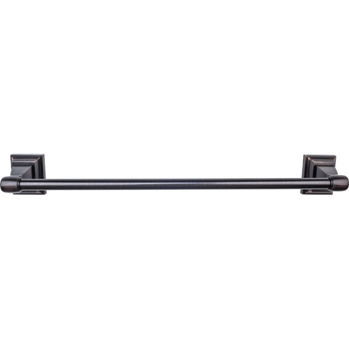 Top Knobs Stratton Collection Towel Bar
