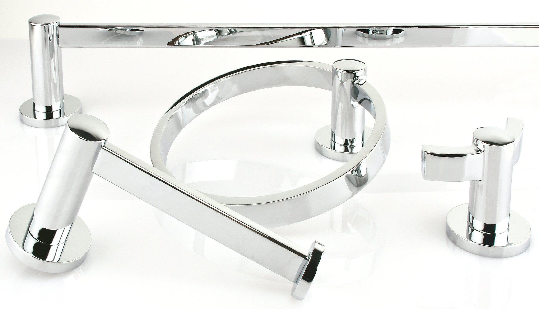 Bath hardware by emtek fusion hardware ashley norton - Bathroom accessories contemporary ...
