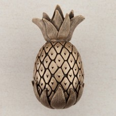 Pineapple Cabinet Knob - Museum Gold (DQ2GP) by Acorn