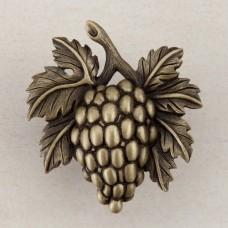 Grapevine Cabinet Knob - Antique Brass (DQ5AP) by Acorn