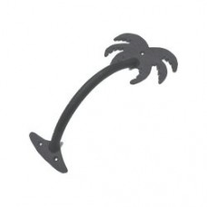 Small Palm Tree Door Pull (PU044) by Agave Ironworks