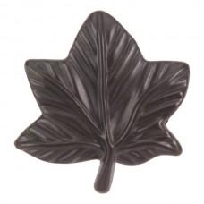 Vineyard Leaf Cabinet Knob (2) - Aged Bronze (2203-O) by Atlas Homewares