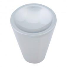 "Dap Cone Cabinet Knob (1"") - Brushed Nickel (228-BRN) by Atlas Homewares"