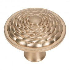 "Mandalay Round Cabinet Knob (1-5/16"") - Champagne (236-CM) by Atlas Homewares"