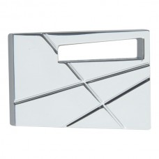 Modernist Right Cabinet Knob (1-3/4) - Polished Chrome (252R-CH) by Atlas Homewares