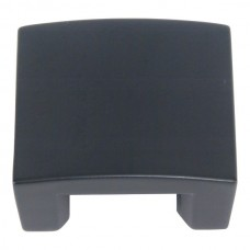 "Centinel Solid Cabinet Knob (1-3/4"") - Matte Black (254-BL) by Atlas Homewares"