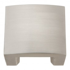 "Centinel Solid Cabinet Knob (1-3/4"") - Brushed Nickel (254-BRN) by Atlas Homewares"