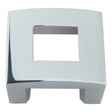 "Centinel Square Cabinet Knob (1-3/4"") - Polished Chrome (255-CH) by Atlas Homewares"