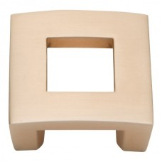 Centinel Square Cabinet Knob (1-3/4) - Champagne (255-CM) by Atlas Homewares