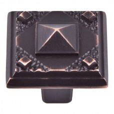 "Craftsman Cabinet Knob (1-1/4"") - Venetian Bronze (257-VB) by Atlas Homewares"