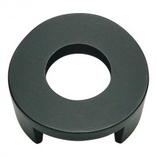 "Centinel Round Cabinet Knob (1-5/8"") - Matte Black (268-BL) by Atlas Homewares"