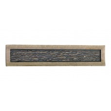 "Primitive Drawer Pull (3"" cc) - Burnished Bronze (271-BB) by Atlas Homewares"