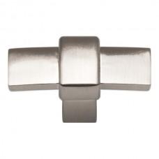 """Buckle Up Cabinet Knob (1-13/16"""") - Brushed Nickel (301-BRN) by Atlas Homewares"""