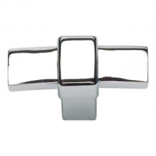 "Buckle Up Cabinet Knob (1-13/16"") - Polished Chrome (301-CH) by Atlas Homewares"