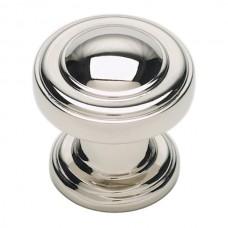 "Bronte Cabinet Knob (1-1/8"") - Polished Nickel (313-PN) by Atlas Homewares"
