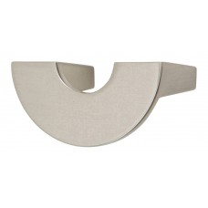 "Roundabout Drawer Pull (1-1/4"" cc) - Brushed Nickel (353-BRN) by Atlas Homewares"