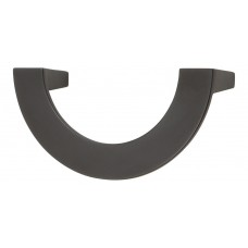 "Roundabout Drawer Pull (3"" cc) - Modern Bronze (354-MB) by Atlas Homewares"