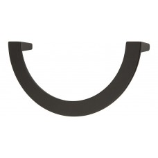 "Roundabout Drawer Pull (5-1/16"" cc) - Matte Black (355-BL) by Atlas Homewares"