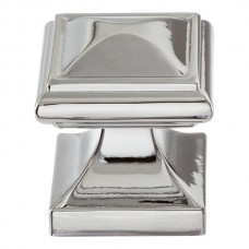 "Wadsworth Cabinet Knob (1-1/4"") - Polished Chrome (370-CH) by Atlas Homewares"