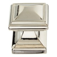 Wadsworth Cabinet Knob (1-1/4) - Polished Nickel (370-PN) by Atlas Homewares
