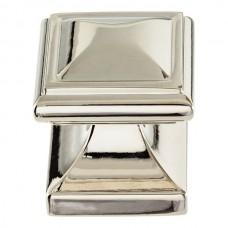 "Wadsworth Cabinet Knob (1-1/4"") - Polished Nickel (370-PN) by Atlas Homewares"
