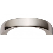 "Tableau Curved Handle Drawer Pull (1-7/8"" cc) - Polished Nickel (397-PN) by Atlas Homewares"