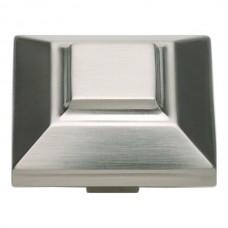 """Trocadero Cabinet Knob (1-1/2"""") - Brushed Nickel (4002-BRN) by Atlas Homewares"""