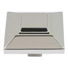 """Trocadero Cabinet Knob (1-1/2"""") - Polished Nickel (4002-PN) by Atlas Homewares"""