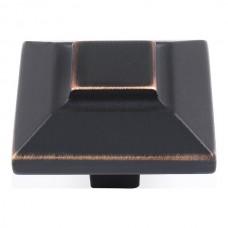"""Trocadero Cabinet Knob (1-1/2"""") - Venetian Bronze (4002-VB) by Atlas Homewares"""