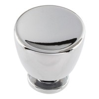 Conga Cabinet Knob (1-1/4) - Polished Chrome (413-CH) by Atlas Homewares