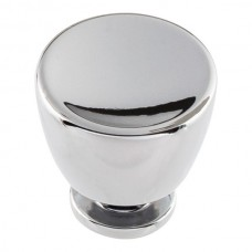 "Conga Cabinet Knob (1-1/4"") - Polished Chrome (413-CH) by Atlas Homewares"
