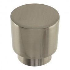 "Tom Tom Cabinet Knob (1-1/4"") - Brushed Nickel (426-BRN) by Atlas Homewares"
