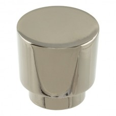 "Tom Tom Cabinet Knob (1-1/4"") - Polished Nickel (426-PN) by Atlas Homewares"