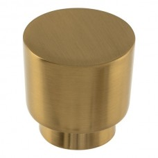 "Tom Tom Cabinet Knob (1-1/4"") - Warm Brass (426-WB) by Atlas Homewares"