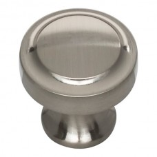 "Bradbury Cabinet Knob (1-1/4"") - Brushed Nickel (A300-BRN) by Atlas Homewares"