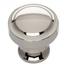 "Bradbury Cabinet Knob (1-1/4"") - Polished Nickel (A300-PN) by Atlas Homewares"