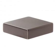 "Thin Square Cabinet Knob (1-1/4"") - Slate (A833-SL) by Atlas Homewares"