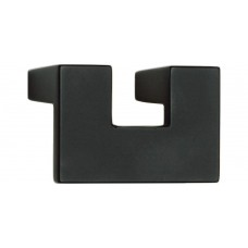 "U Turn Cabinet Knob (1-7/8"") - Matte Black (A845-BL) by Atlas Homewares"