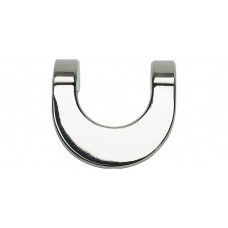 """Loop Drawer Pull (1-1/4"""" cc) - Polished Stainless Steel (A853-PS) by Atlas Homewares"""