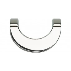 """Loop Drawer Pull (1-5/8"""" cc) - Polished Stainless Steel (A854-PS) by Atlas Homewares"""
