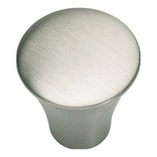 """Fluted Cabinet Knob (7/8"""") - Stainless Steel (A855-SS) by Atlas Homewares"""